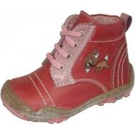 Ružová prechodná obuv Szamos