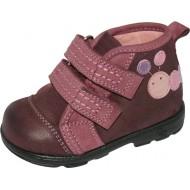 Fialová prechodná obuv Szamos - SUPINOVANÁ